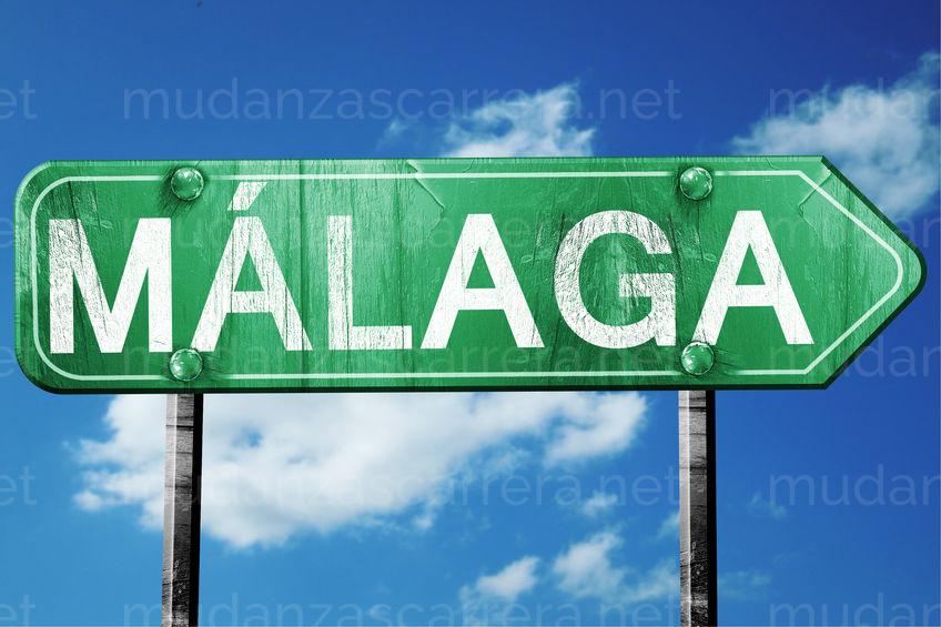 Mudanzas Barcelona Málaga
