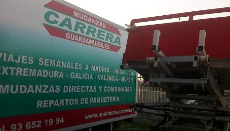 Mudanzas Carrera
