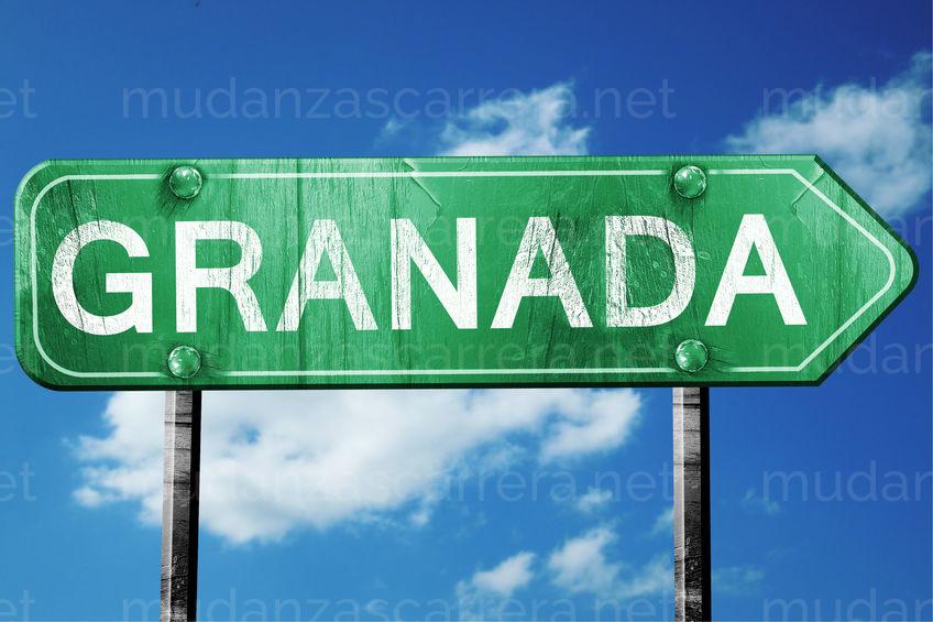 Mudanzas y portes a Granada